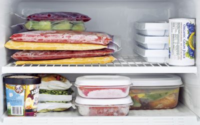 Nutrition At Home – Tips for Safe Food Storage in a Freezer