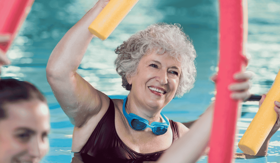 The Benefits of Aquatic Exercise for Seniors